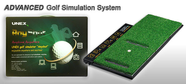 UNEX Advanced Golf Simulator System