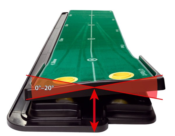 Infinity Track Putting Mat