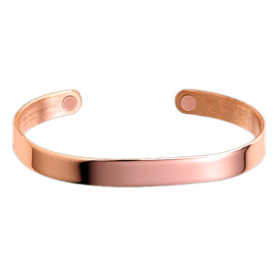 Sabona pure copper magnetic bracelet polished copper finish