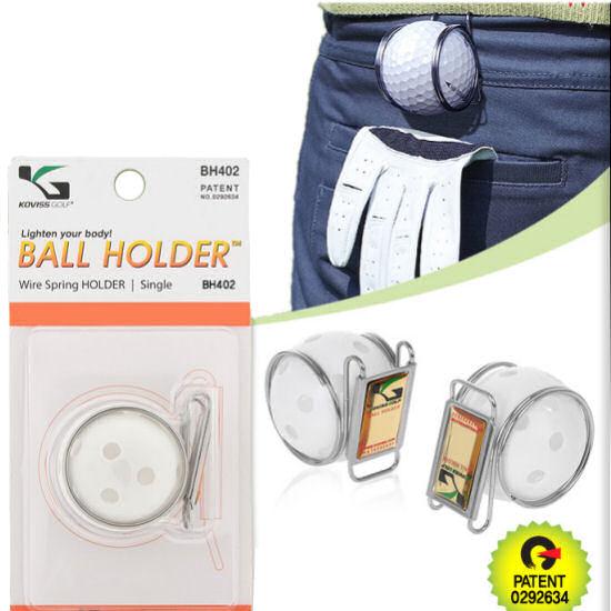 BH402 Golfballholder Single