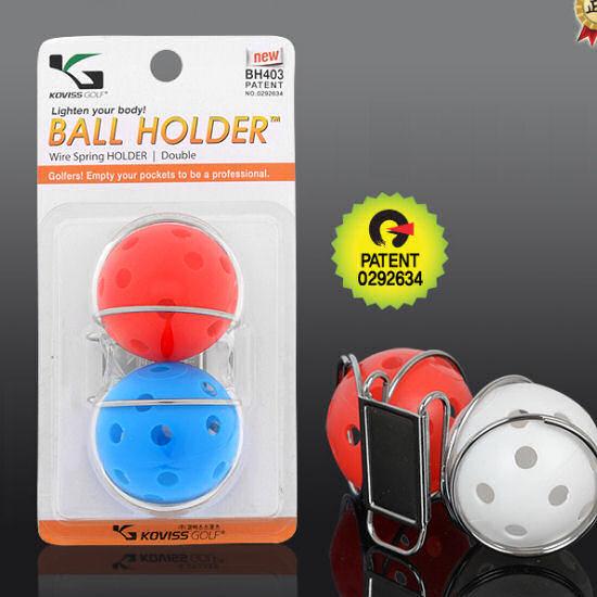 BH403 Golfballholder Double