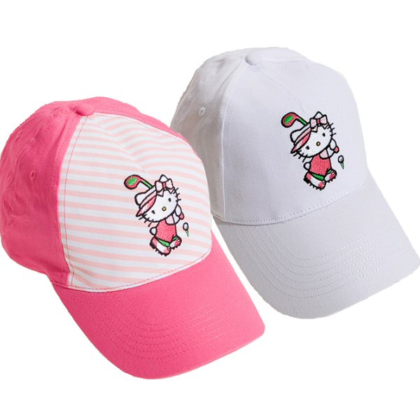 Hello Kitty Golf Cap Cappellino